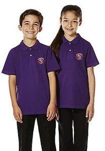 Group clothing polo shirts