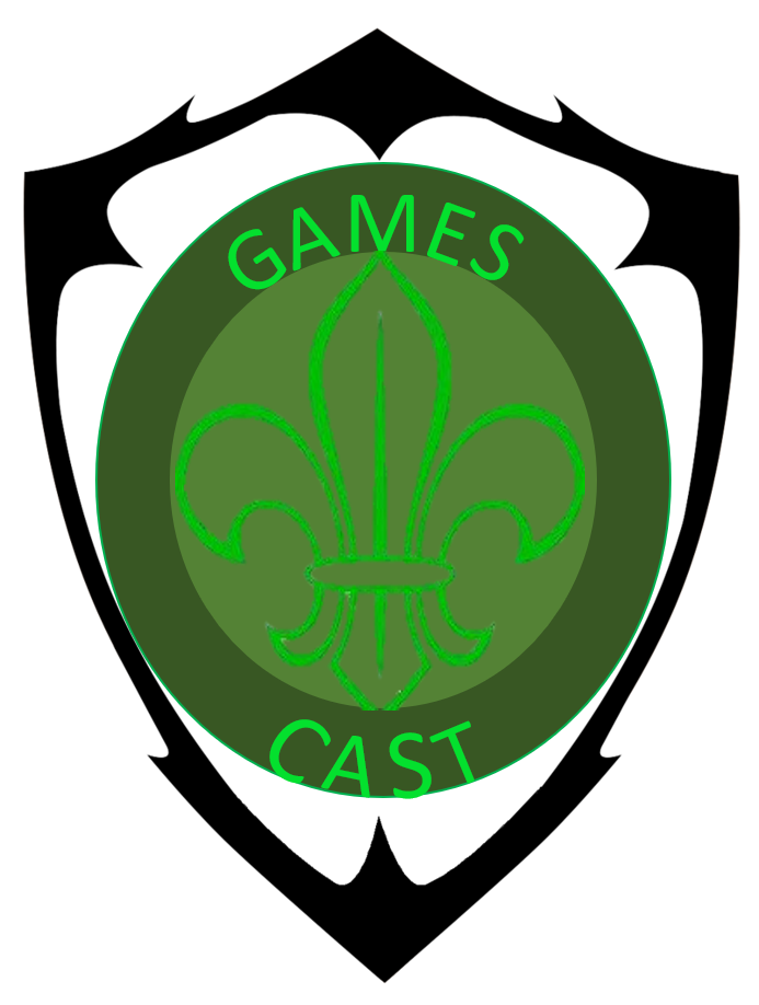 Game Cast Podcast Logo